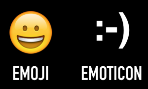 emoji-vs-emoticon