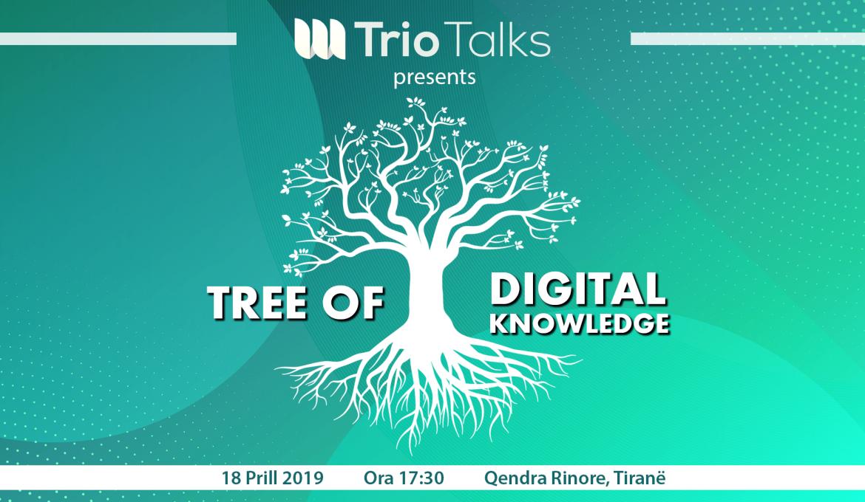 Trio Talks – Pema e Njohurive Dixhitale